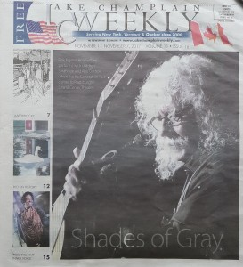 Champlain Weekly frnt pg
