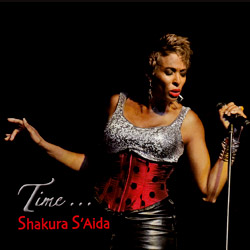 Shakura S'Aida - Time - disc 1
