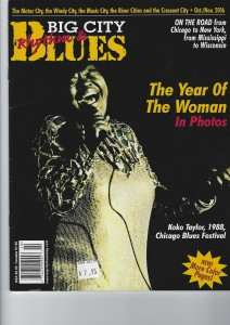 Big City Blues cvr